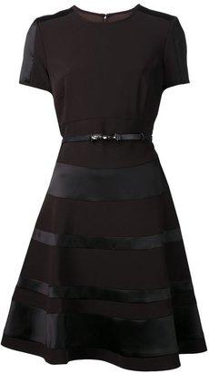 Blumarine belted dress