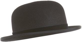 Topshop Wool Bowler Hat