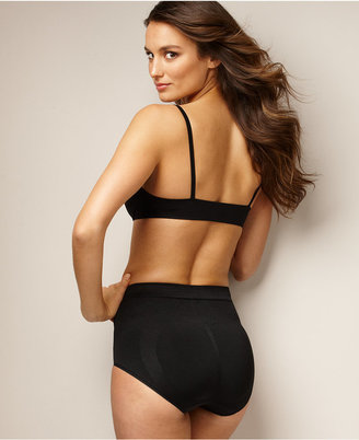 Maidenform Control It! Firm Control Shiny Seamless Brief 12557