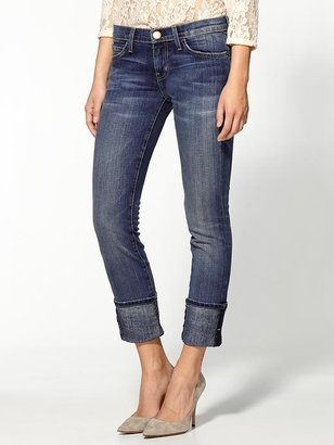 Current/Elliott The Beatnik Cropped Jeans