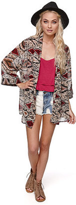 Kirra Bed Kimono Jacket