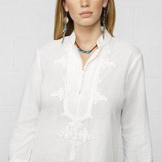 Denim & Supply Ralph Lauren Embellished Desert Tunic