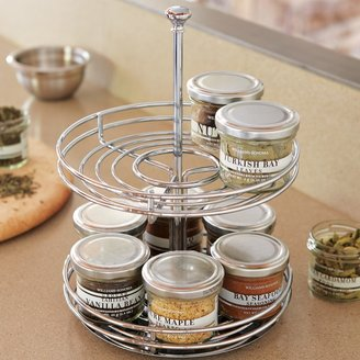 Revol Two-Tier Revolving Spice Rack