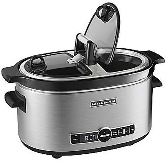 KitchenAid 6-qt. Slow Cooker KSC6222SS