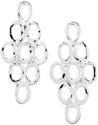 Ippolita Silver Open Cascade Post Earrings