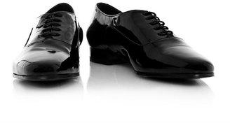 Saint Laurent Patent leather lace-ups
