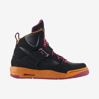 Nike Jordan Flight 45 High Girls' Shoe (3.5y-7y)