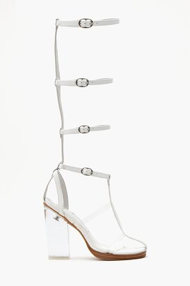 Nasty Gal Lavish Gladiator Sandal