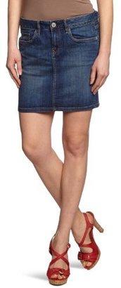 G Star G-Star Women's 3301 Long Mini Skirt Comfort D.I. Denim