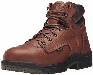 "Timberland Men's Titan 6"" Safety Toe Work Boot"