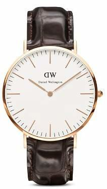 Daniel Wellington Classic York Watch, 40mm