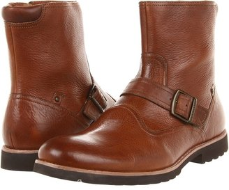 Rockport Ledge Hill Buckle Boot (Light Tan) - Footwear