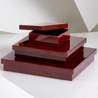 Josie Natori Natori Square Box, Small