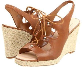 Anne Klein Orria (Tan Leather) - Footwear
