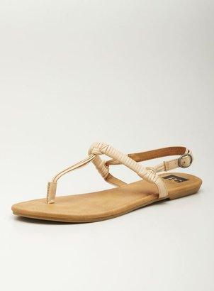 BC Spinning Plates Flat Sandal