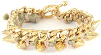 Ettika Cotton Thread Bracelet in Pastel