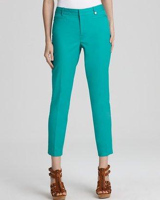 Calvin Klein Petites' Slant Pocket Pants