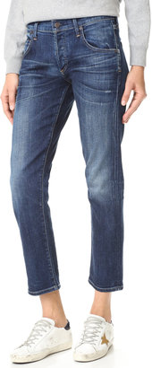 Citizens of Humanity Premium Vintage Emerson Slim BF Jeans $218 thestylecure.com