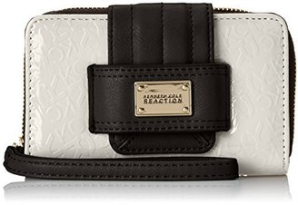 Kenneth Cole Reaction Dress To Impress-PDA Wristlet Wallet