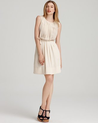 Marc by Marc Jacobs Dress - Miro Belted Pleated