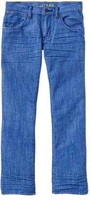 Gap 1969 Blue Straight Jeans