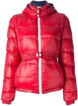 Pantone padded jacket