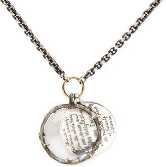 "Jeanine Payer Thoreau Necklace, 27"", Silver 1 ea"