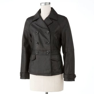 Excelled Leather Jacket