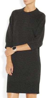 Michael Kors Cashmere and merino wool-blend sweater dress
