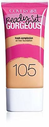 COVERGIRL Ready, Set Gorgeous Foundation, Classic Ivory 1 fl oz (30 ml) $5.99 thestylecure.com