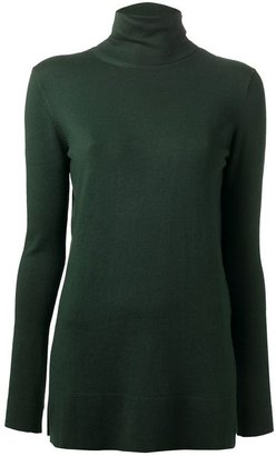 P.A.R.O.S.H. roll neck jumper