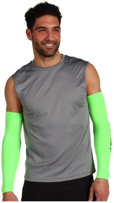Brooks Seamless Arm Warmers (Brite Green) - Accessories
