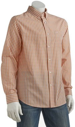 Dockers checked casual button-down shirt - men