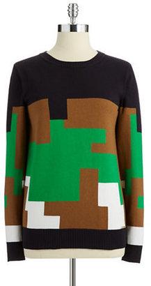 MICHAEL Michael Kors Colorblock Sweater