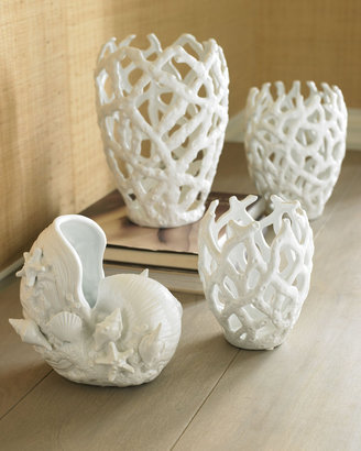 Horchow Ceramic Shell