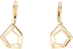 Marc by Marc Jacobs Leverback Gem Slices Earris Ri