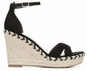 Sam Edelman Renee Wedge Espadrilles Sandals