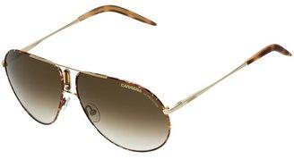 Carrera aviator sunglasses with case