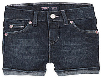 Levi's 4-6X Sweetie Shorty Shorts