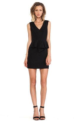 Black Halo Kaelie Mini Dress