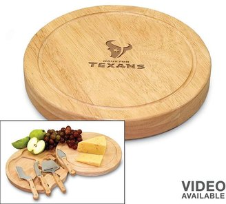 Circo Picnic time houston texans 5-pc. cheese board set