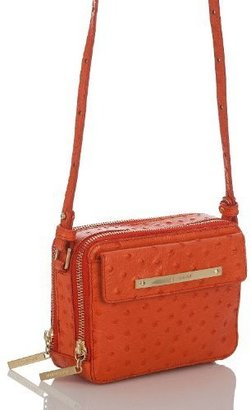 Brahmin Jules Crossbody Prawn Normandy
