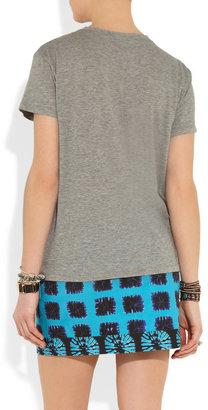 Proenza Schouler Printed cotton-jersey T-shirt