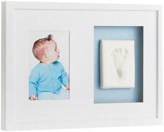 Pearhead Babyprints Wall Frame White