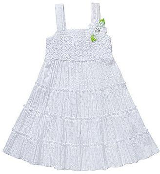 Sweet Heart Rose 2T-6X Woven Dress