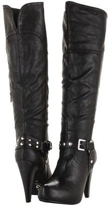 G by Guess Torie (Black) - Footwear