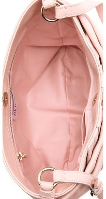 RED Valentino Calfskin Bow Shoulder Bag