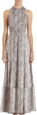 Diane von Furstenberg Basmati Maxi Dress