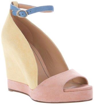 See by Chloe Colour block sandal