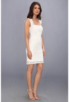 Nicole Miller Jessica Lace Sleeveless Dress